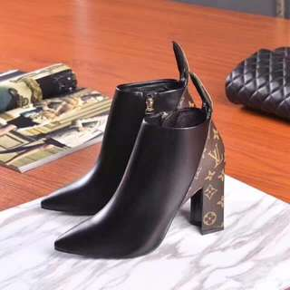 LV Rodeo Queen Ankle Boot