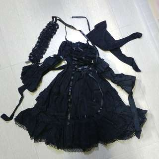 Bjd 1/3 SD 13/17 Size Girl Dress