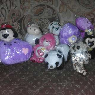 Stuffed Toy Bundle