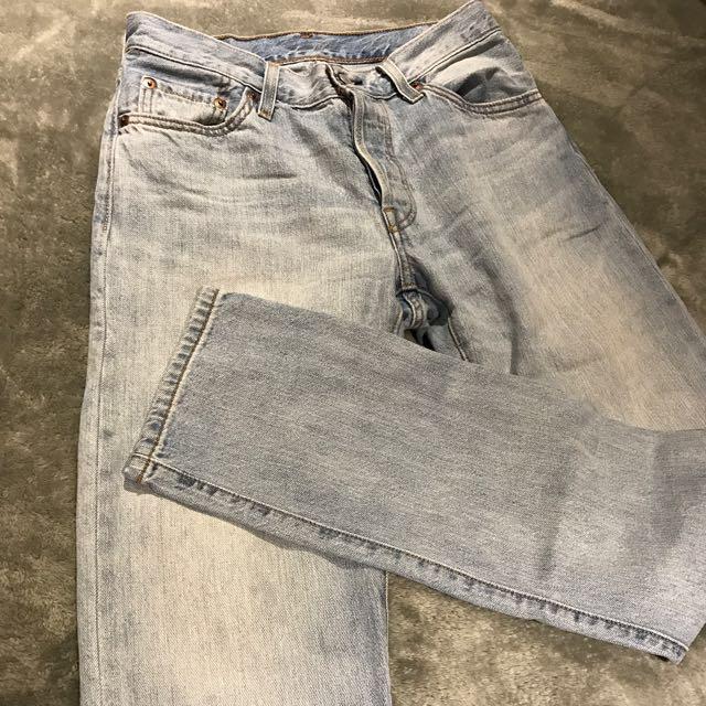 501 Levi's Jeans Size 26/27