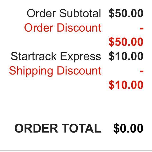 $50 off voucher New Balance (no minimum, free ship)