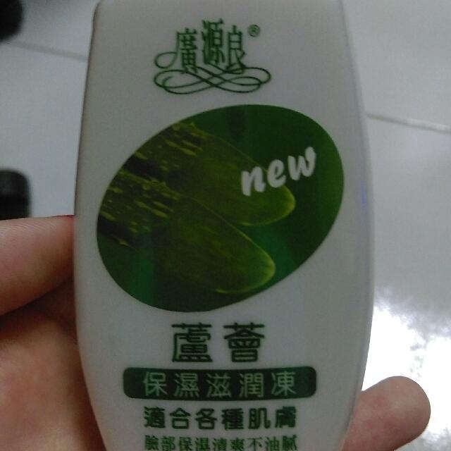 廣源良蘆薈保濕滋潤凍100ml