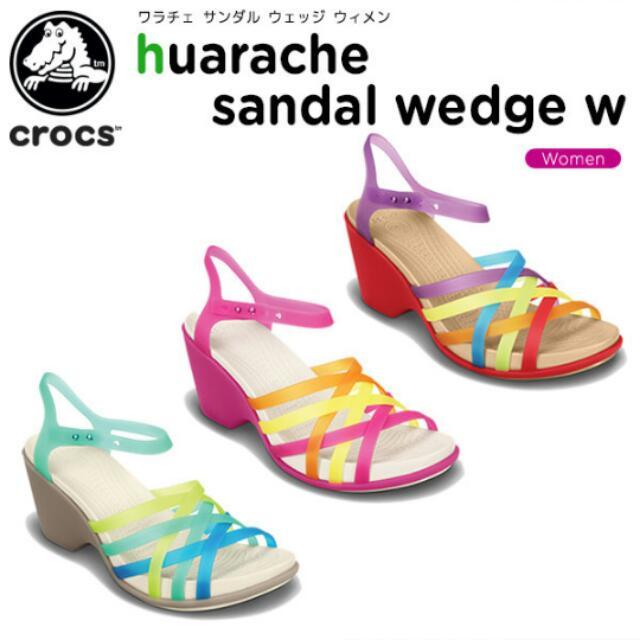 14801ef05654 CROCS Sandal Wedges