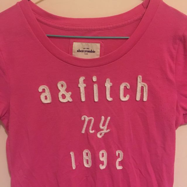 Abercrombie & Fitch Af T-shirt