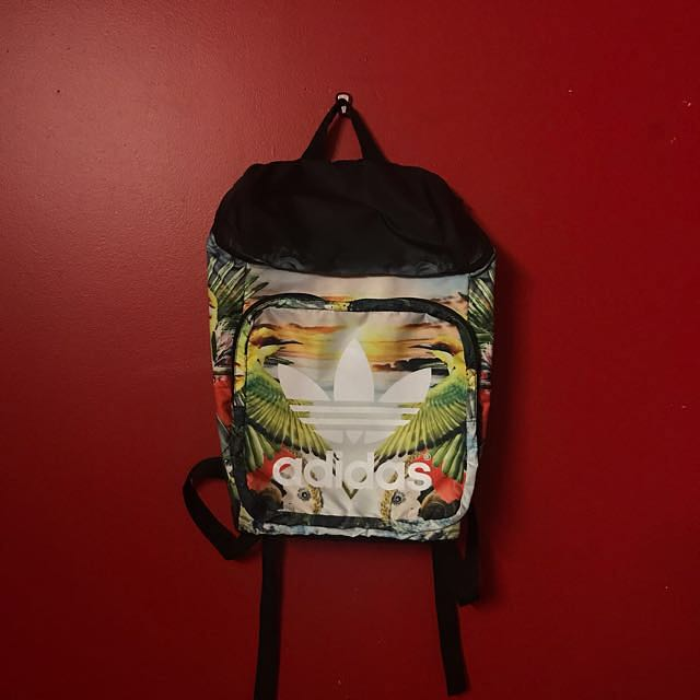 Adidas Colorful Laptop Backpack