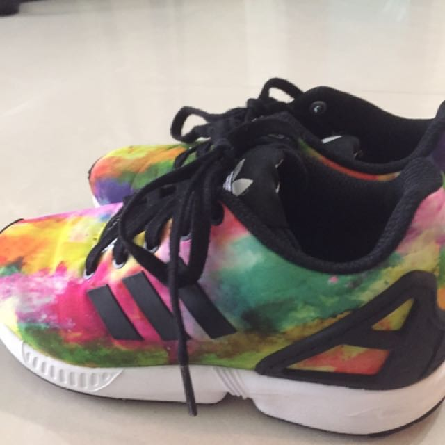 online retailer bb310 b6f11 Adidas Torsion ZX Flux (Kids), Babies & Kids, Girls' Apparel ...