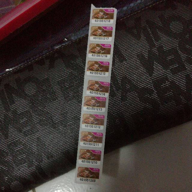 AEON Stickers For Vivo Knives
