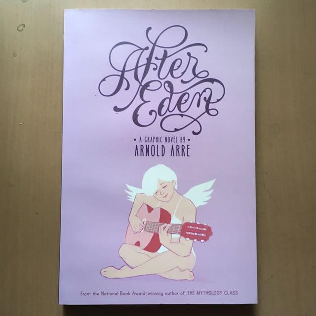 After Eden by Arnold Arre