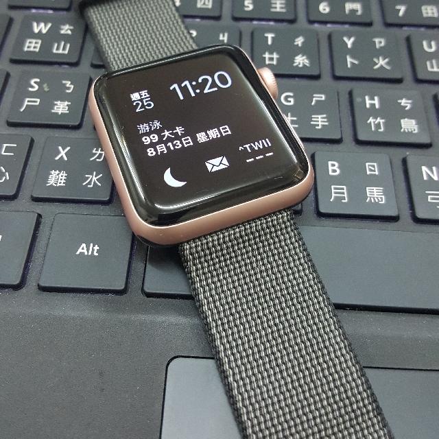 第二代Apple Watch 42mm