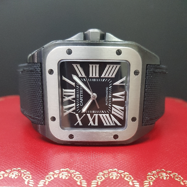 994b7bb9465 Authentic Cartier Watch