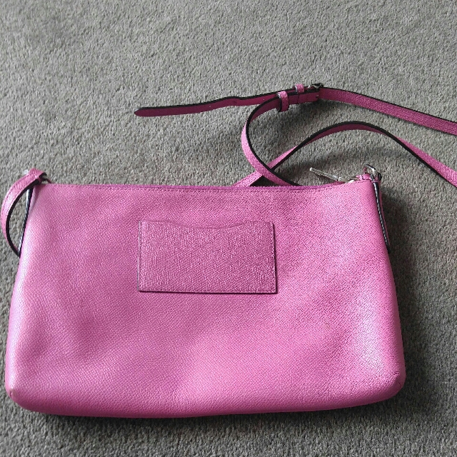 Authentic Coach Pink Bag