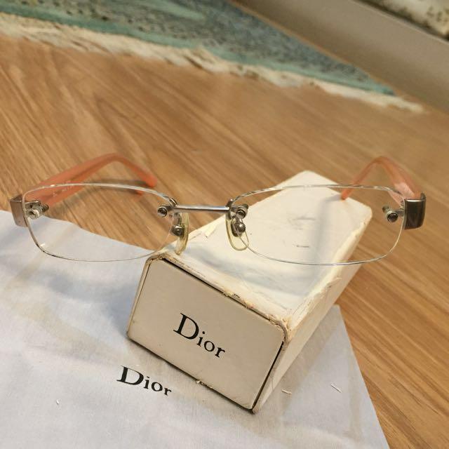 Authentic Dior Glasses