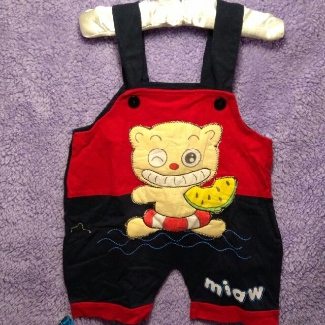 Baby Overall -3-