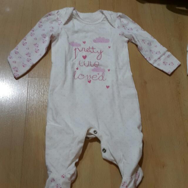 Baju Bayi Sleepauit