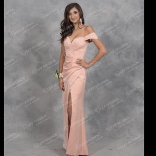 Bariano Formal Dress