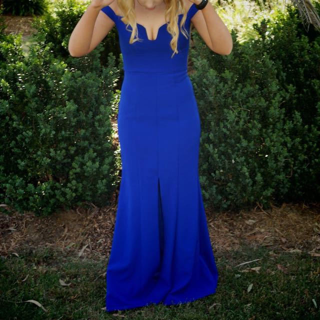 Bariano Formal Dress Size 8