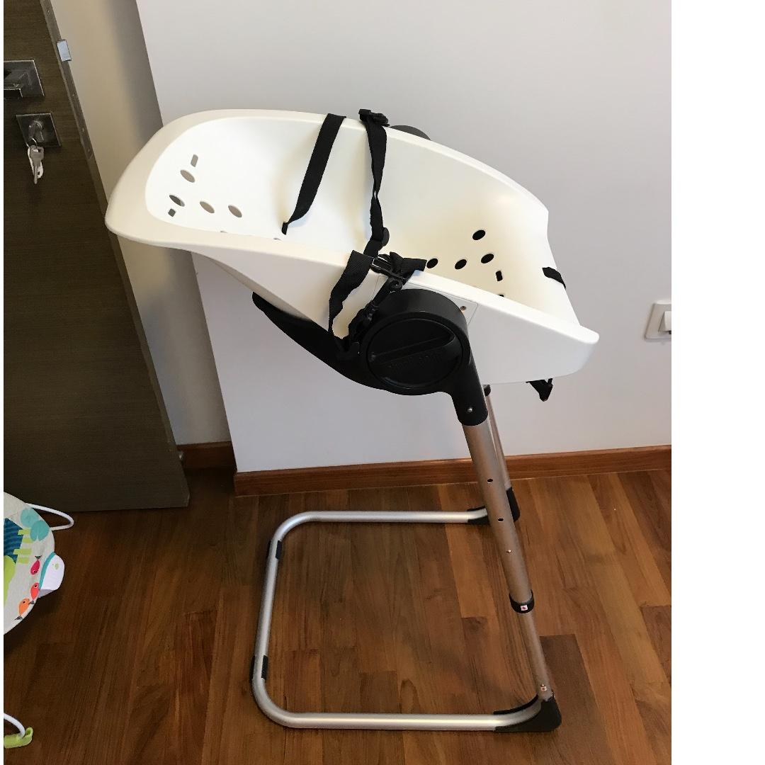 Bath bath chair. Charli chair., Furniture, Tables & Chairs on Carousell