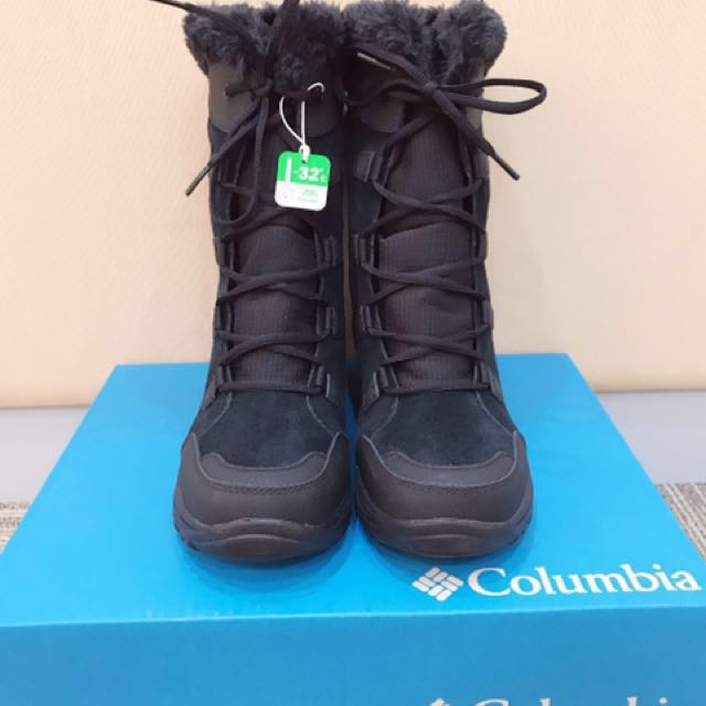 new style of 2019 detailed pictures how to serch BNIB Columbia Ice Maiden II Snow Boots, Women's Fashion ...