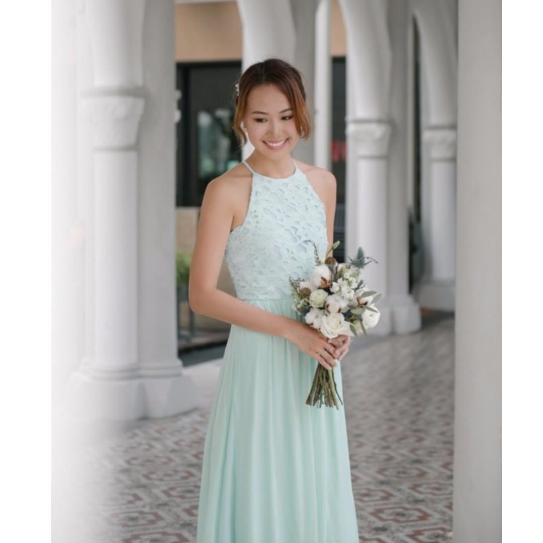 ac5cd82b01f BNWO  Thread Theory - Whirlwind Romance Dress (Apple Mint)
