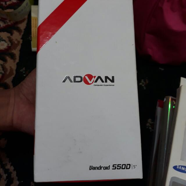 Box Hp Advan Android Mobile Phones Tablets Tablet Accessories On Carousell