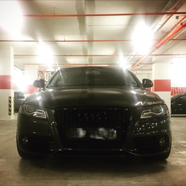 Brand New Audi A4 B8 Rs4 Honeycomb Grille For Sale Car Accessories