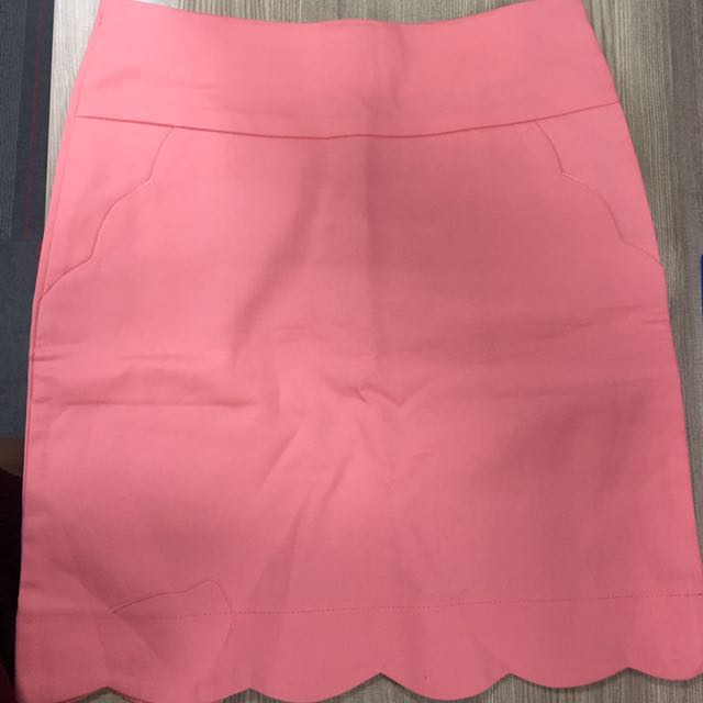 BrandNew Bangkok Scallop Pencil Skirt