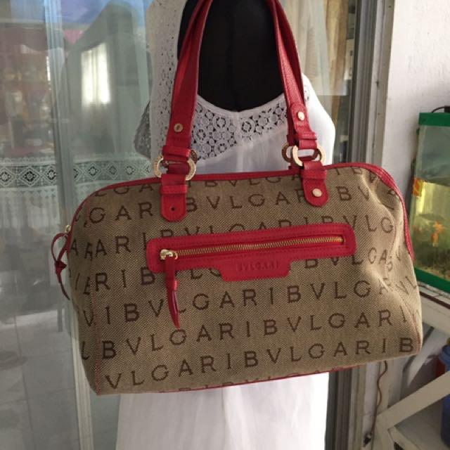 Bvlgari Bag Replica