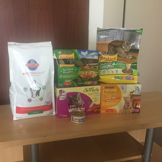 Cat Food! (loads)