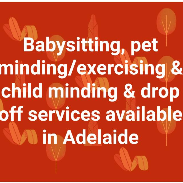 Child & Pet Services