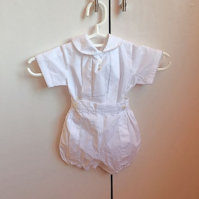Christening/Baptismal Outfit