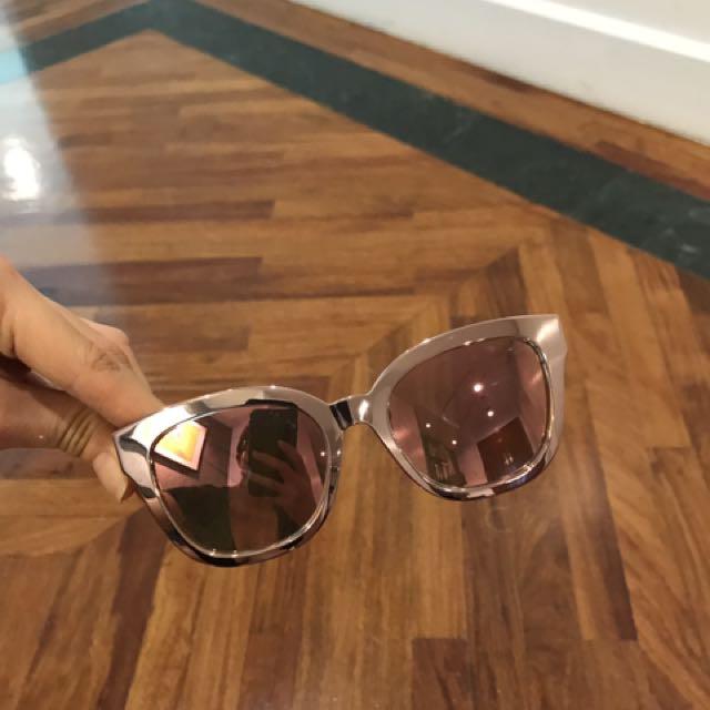Christian Dior flash sunglasses