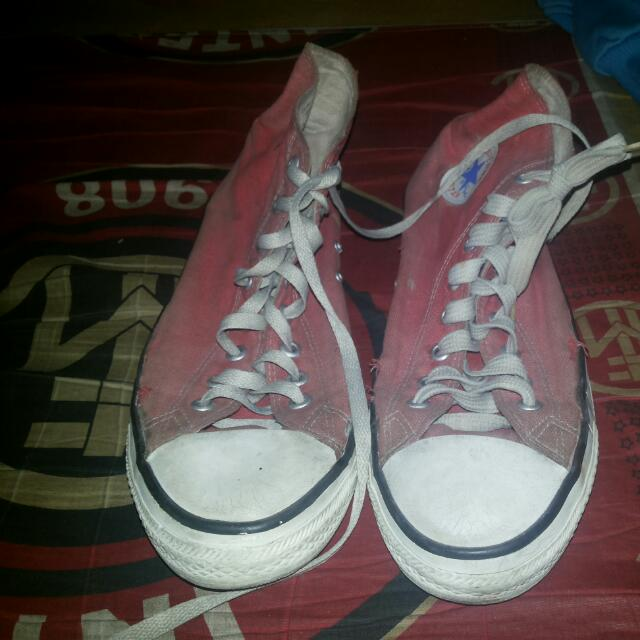 Converse Ct Hi Vintage Made Usa (Dinego Ajah)