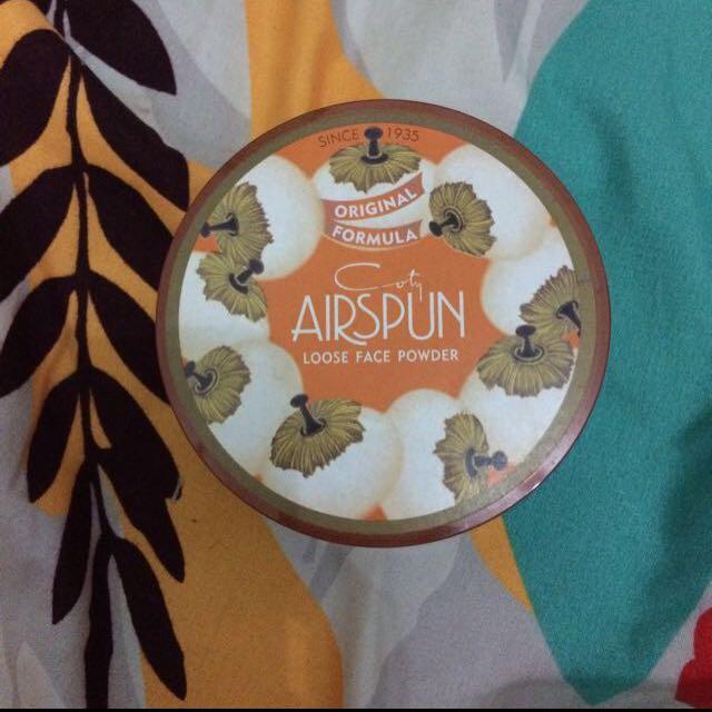 Coty airspun translucent loose powder share in jar 10gr