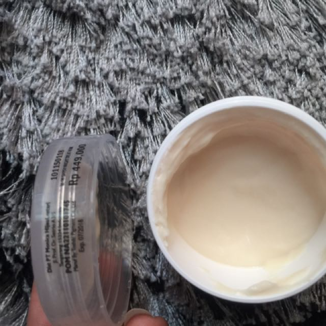 Cream Malam Bodyshop