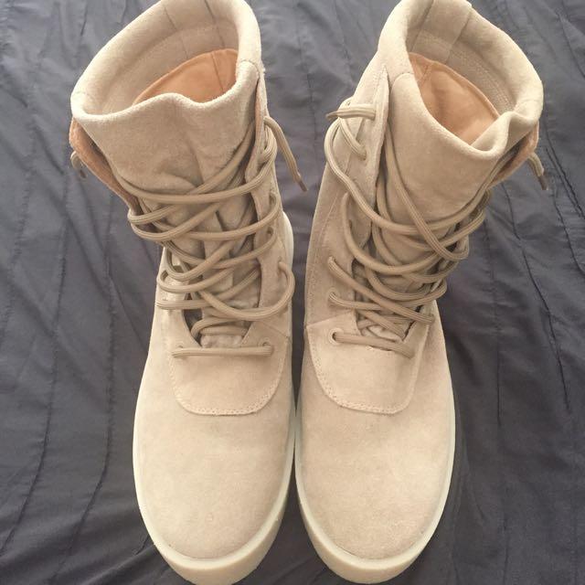 Crepe Boots US9/EU43