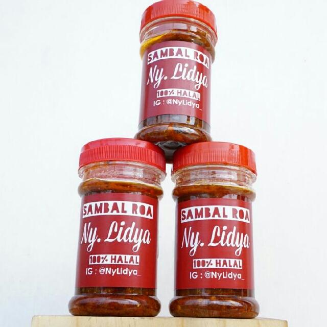 Dabu-dabu Roa (sambal)