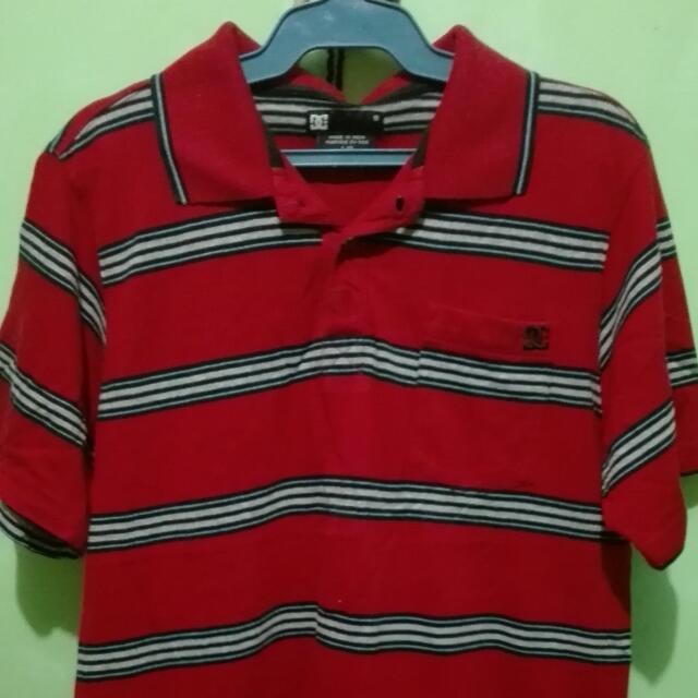 DC Stripes Polo Shirt