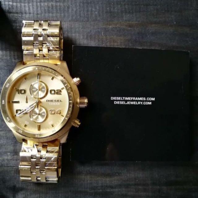Diesel Metal Watch