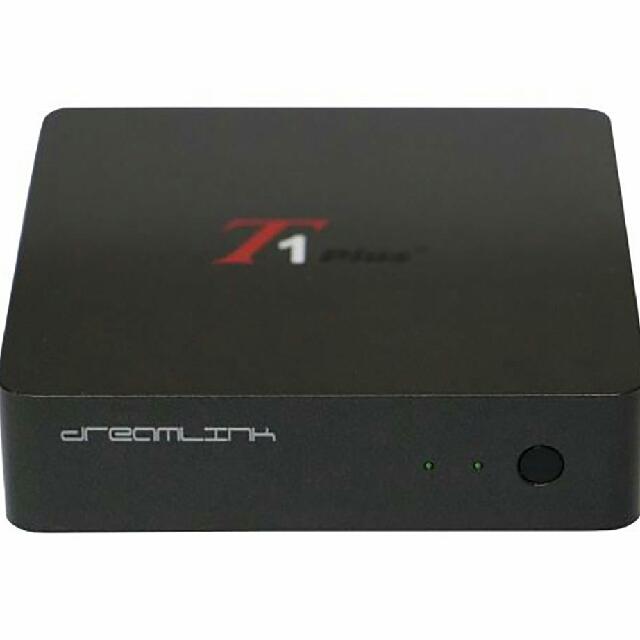 Dreamlink T1 Plus 4K Ultra HD Streamer