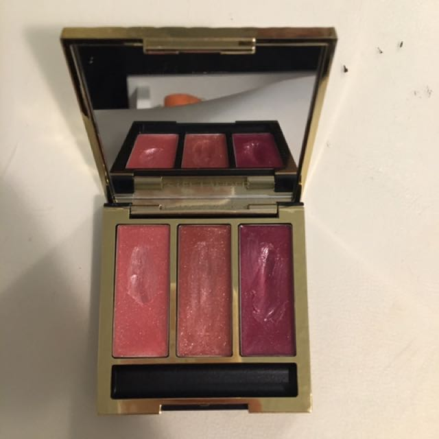 Estee Lauder Lipgloss Palette