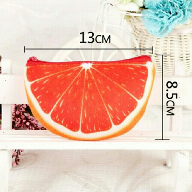 Fruit Coinpurse