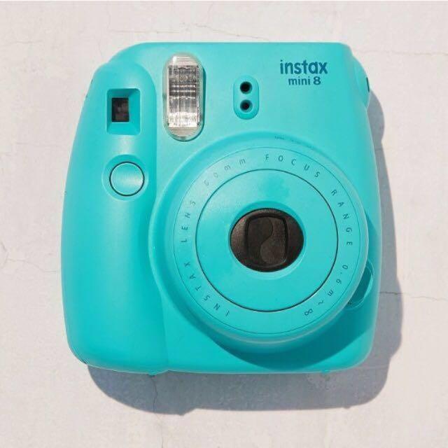 Fujifilm X Urban Outfitters Custom Colored Mini 8 Instax Camera