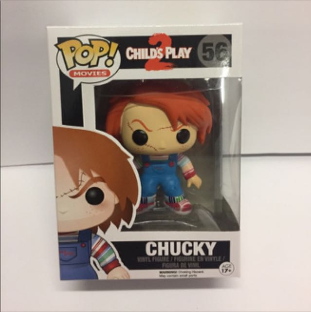 Funko pop movies horror classics Chucky vinyl figure