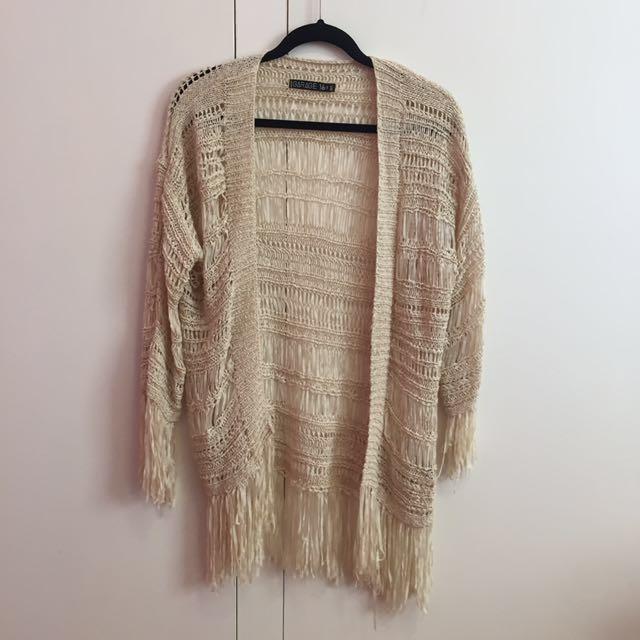 Garage 16 Beach Crochet Outerwear