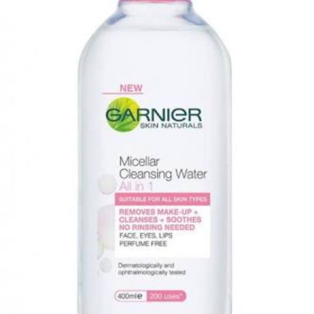 Garnier sensitive skin Micellar Water 400ML