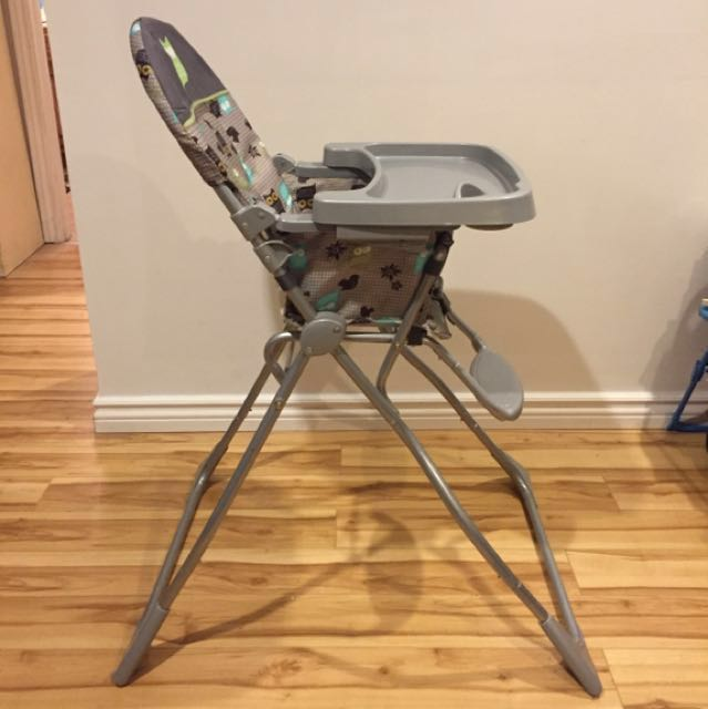 Gently used high chair