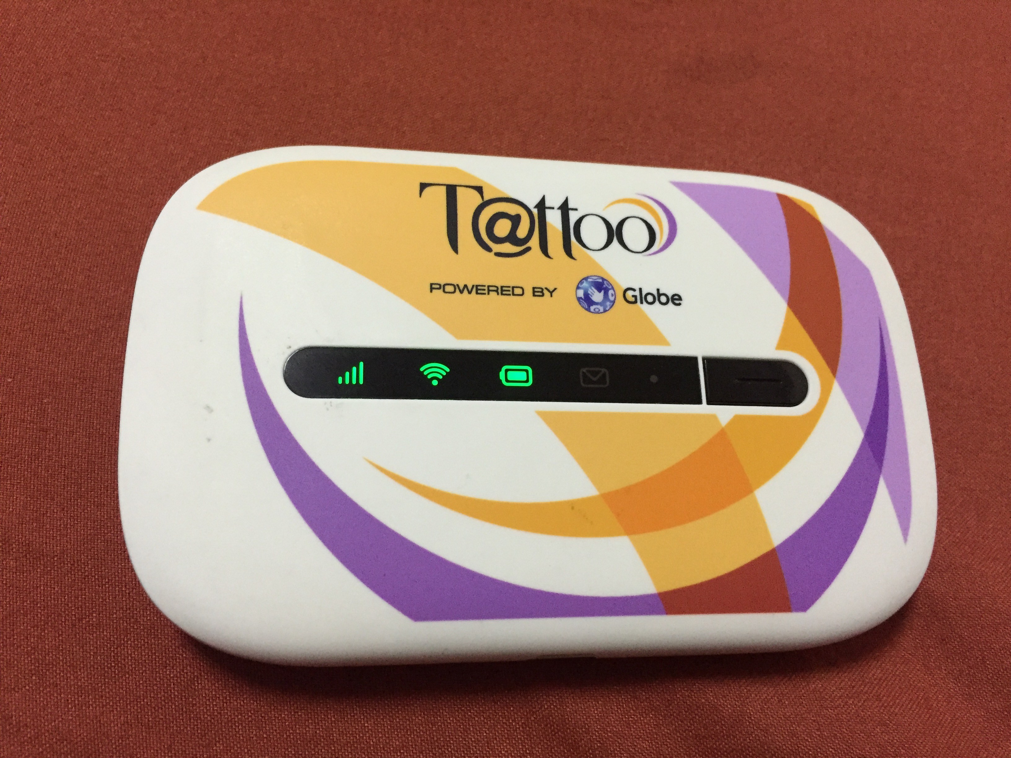 Globe Tattoo 4G Pocket Wifi