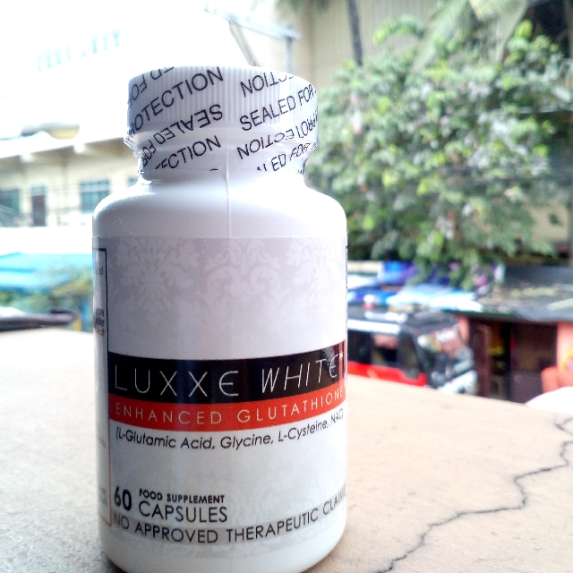 Glutathione Luxxe White