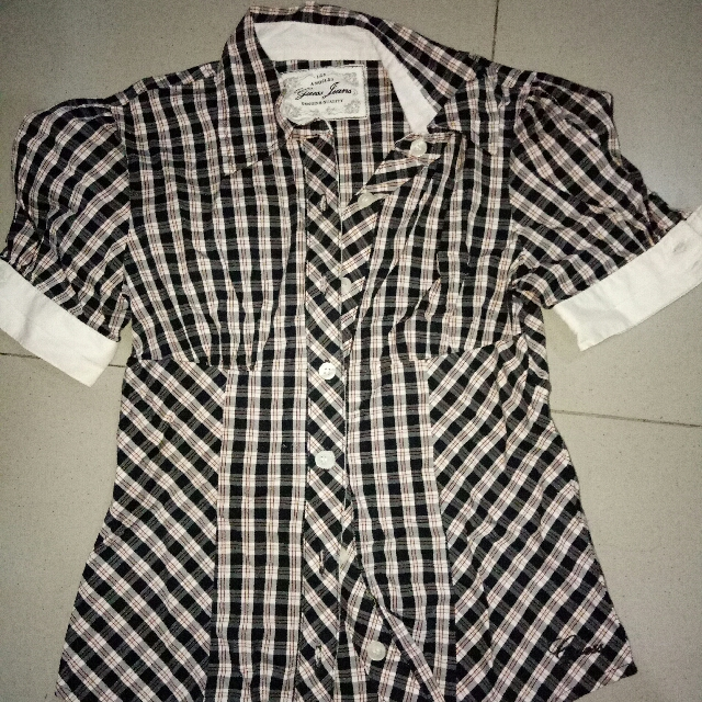 Guess Polo For Girls 6-8yrs Old