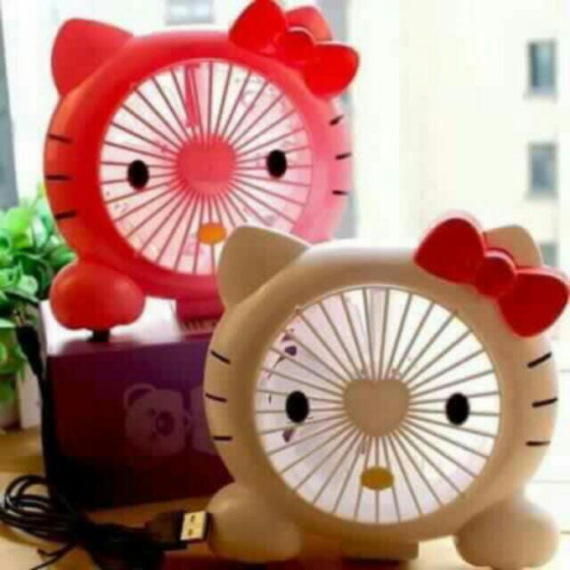 Hello Kitty Mini Fan